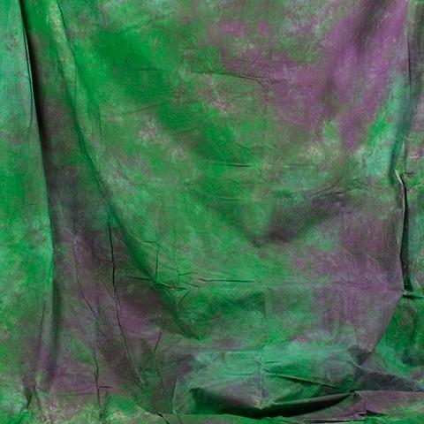Grifon W-253 фон пятнистый травяной с фиолетовым 2,7х5 м