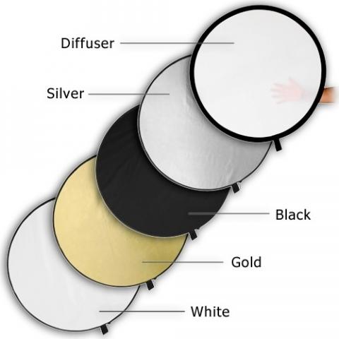Grifon R5-60 комплект из пяти отражателей диаметр 60 см