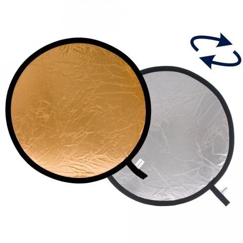 Lastolite LR2034 отражатель серебряный/золотой 50 см