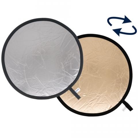 Lastolite LR2036 отражатель серебряный/мягкое золото 50 см
