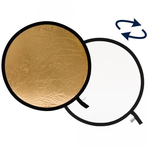 Lastolite LR3841 отражатель золотой/белый 95 см