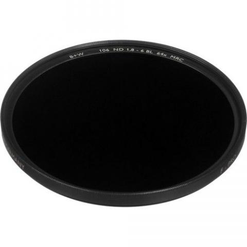 B+W F-Pro 106 ND MRC нейтрально-серый фильтр плотности 1.8 для объектива 77 мм