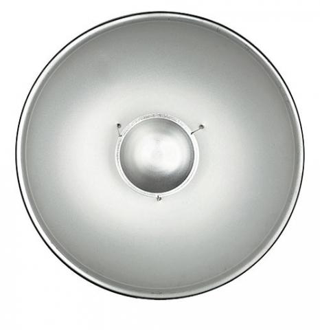 Grifon RF-700s рефлектор серебряный 70 см под байонет Bowens
