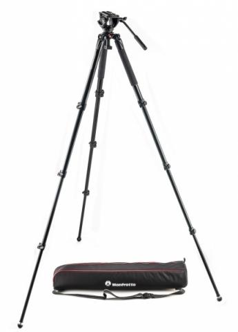 Manfrotto MVK500AQ штатив с видеоголовкой для видеокамеры