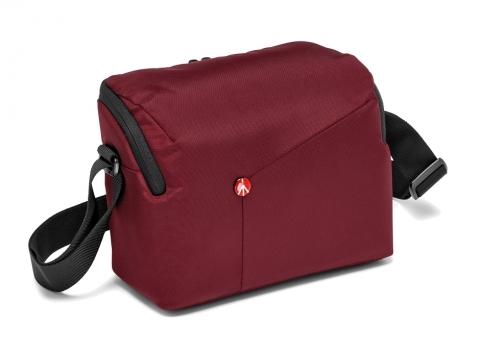 Manfrotto NX-SB-IIBX сумка наплечная для фотоаппарата NX II бордовая
