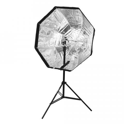 Phottix HD (82484) профессиональный зонт-октобокс с решеткой 80 см