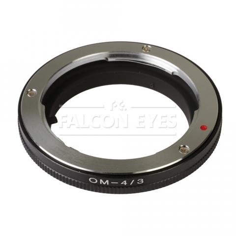 Falcon Eyes переходное кольцо Olympus OM на OM4/3