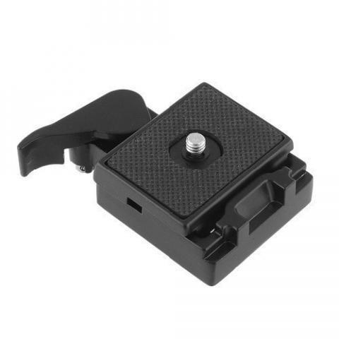 Fotokvant P100 быстросъемный адаптер для крепления камеры к штативу