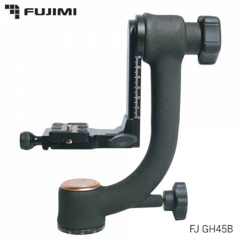 Fujimi FJ GH-45B карданная штативная головка с быстросъемной площадкой