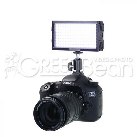 GreenBean LuxMan 128 LED накамерный светодиодный осветитель