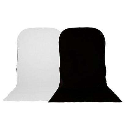 Lastolite LB6701 фотофон складной черный/белый с пологом 180х215 см