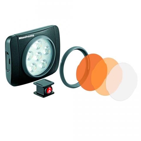Manfrotto MLUMIEART-BK LED Lumie Art осветитель светодиодный