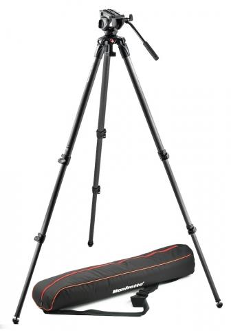 Manfrotto MVK500C штатив с видеоголовкой для видеокамеры