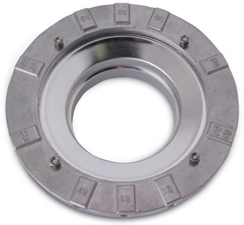 Rekam SBWN кольцо-адаптер для установки софтбоксов на студийные осветители байонет типа Bowens