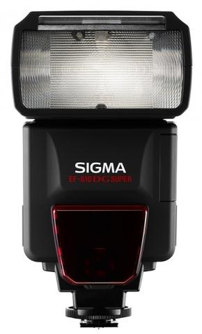 Sigma EF 610 DG SUPER PA-PTTL вспышка для Pentax