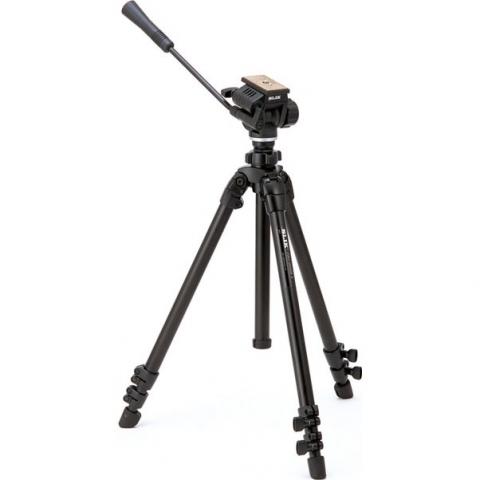 Slik 504QF II штатив для видеосъемки