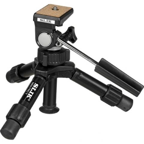 Slik Mini-Pro V штатив с головой