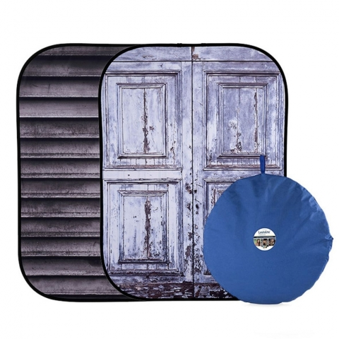 Lastolite LB5717 Shutter/Distressed Door фотофон складной Urban 150х210