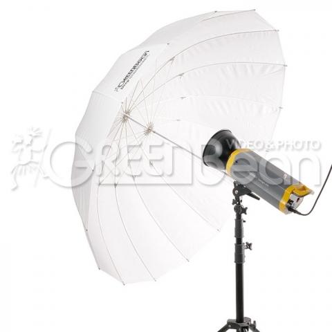 GreenBean GB Deep translucent L (23281) зонт-просветный 130 см