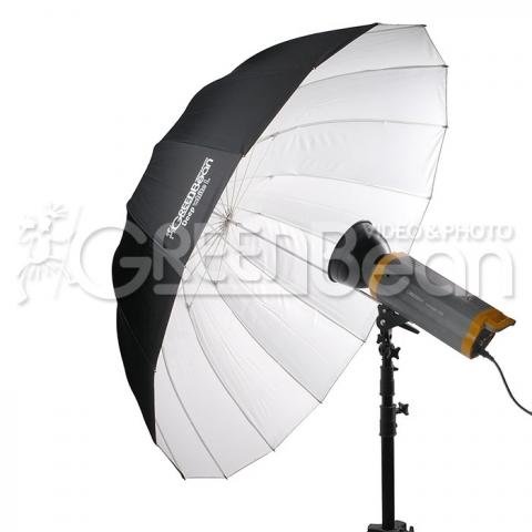 GreenBean GB Deep white L (23280) зонт-отражатель 130 см