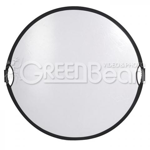 GreenBean GB Flex 120 silver/white L отражатель белый-серебряный 120 см