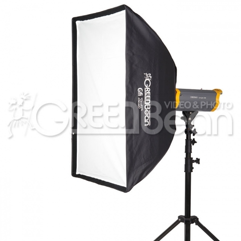 GreenBean GB Gfi 2x3` (23287)  софтбокс 60х90 см