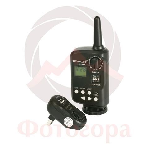 Grifon FT-16 радиосинхронизатор для студийных и накамерных вспышек