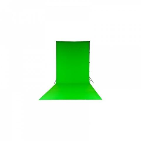 Lastolite LC5881 фотофон тканевый хромакей зеленый 3х7 м