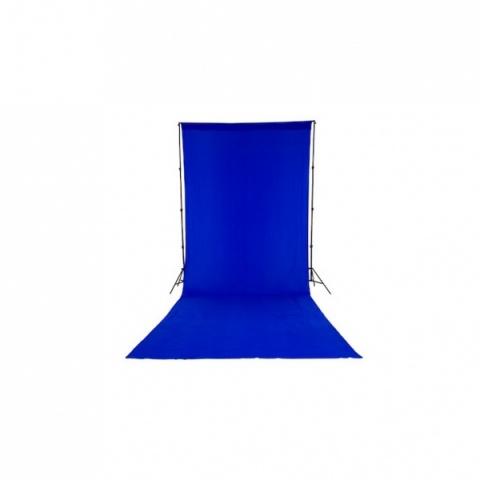 Lastolite LC5888 фотофон тканевый синий хромакей 3х7 м