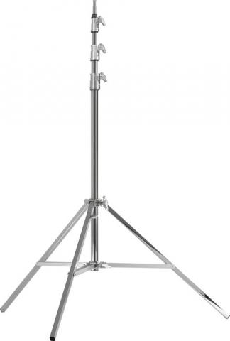 Kupo 155M high baby stand cтойка для осветительного оборудования хромированная сталь