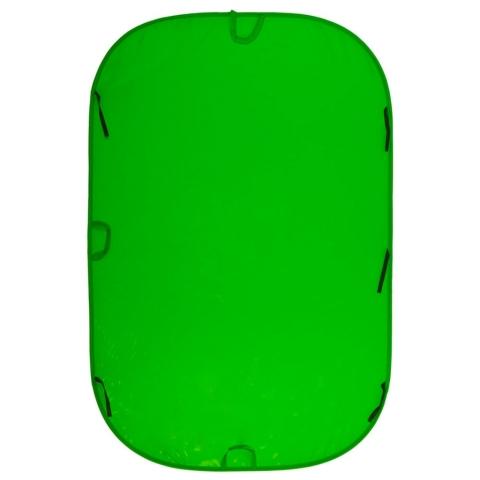 Lastolite LC6981 фотофон складной хромакей зеленый 180х275 см