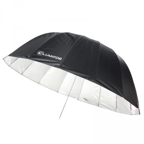 Lumifor LUSB-15016 ULTRA зонт на отражение серебряный 150 см 16 спиц
