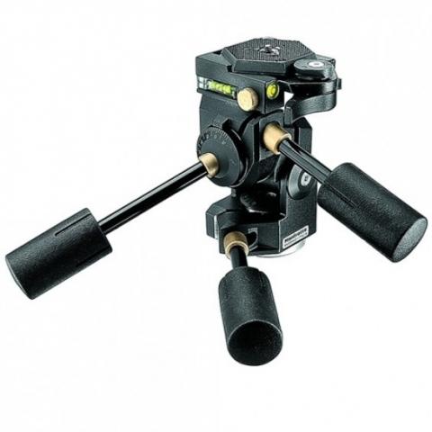 Manfrotto (229) 3D SUPER-PRO HEAD штативная 3D-голова с быстросъемной площадкой