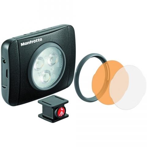 Manfrotto MLUMIEPL-BK LED Lumie Play осветитель светодиодный