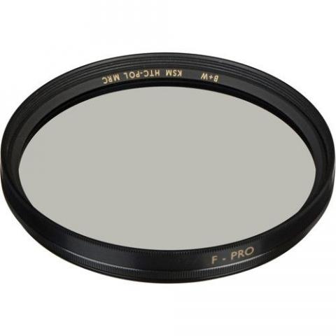 B+W F-Pro HTC Kasemann MRC Pol-Circ циркулярный поляризационный фильтр для объектива 43 мм