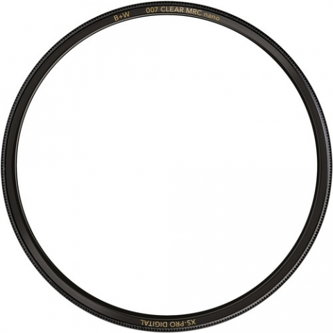 B+W XS-Pro Digital 007 MRC nano 52 мм Clear фильтр защитный для объектива