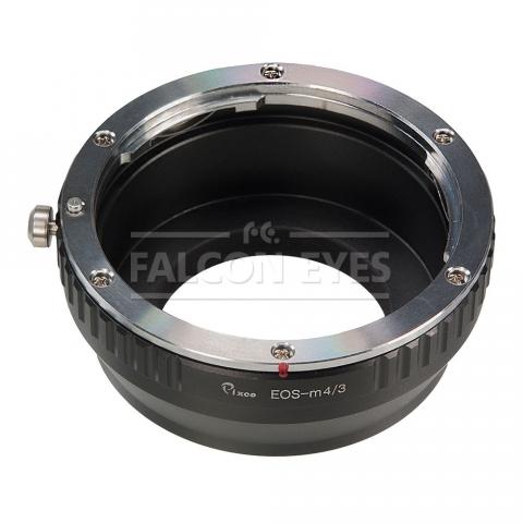 Falcon Eyes переходное кольцо Canon EOS на Olympus M4/3