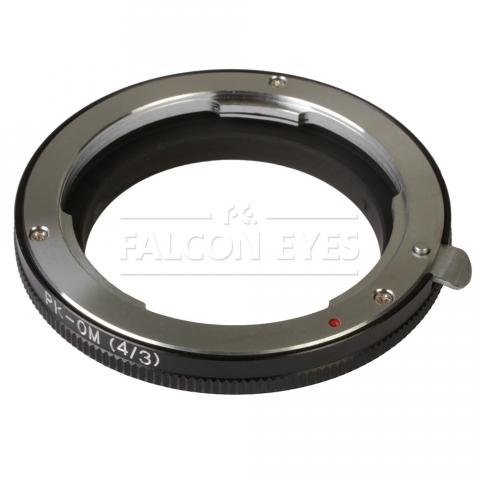Falcon Eyes переходное кольцо Pentax K на OM4/3
