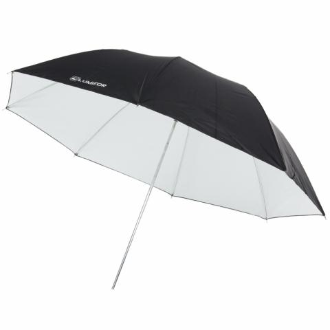 Lumifor LUHG-84 ULTRA зонт на отражение белый 84 см