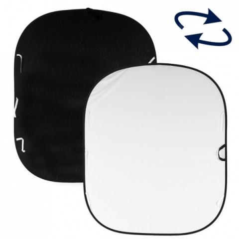 Lastolite LB5921 фотофон складной черный/белый 180х210 см