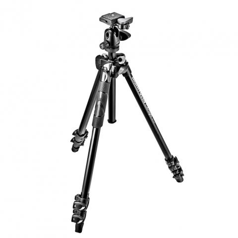 Manfrotto MK290LTA3-BH Light штатив для фотокамеры с шаровой головой