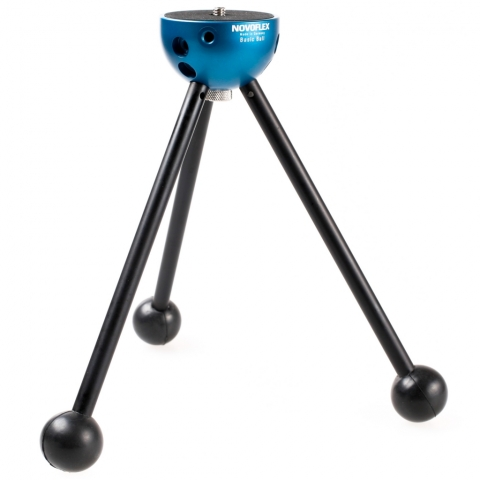 Novoflex BB blau штативная площадка со съемными ножками синяя