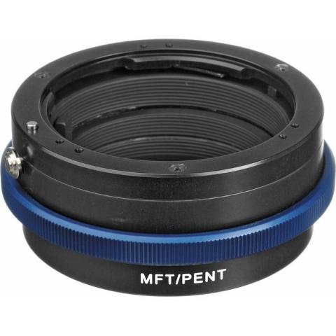Novoflex MFT/PENT Переходник для объективов Pentax K на камеры m4/3
