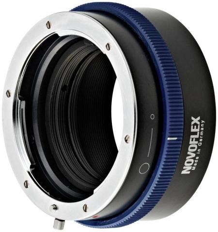 Novoflex NEX/NIK переходник для объективов  Nikon на камеры Sony NEX