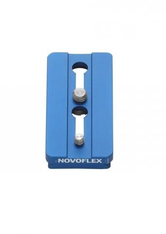 Novoflex Q=PLATE QPL 2 площадка 84 мм (3,3) с 2 болтами 1/4 и 3/8