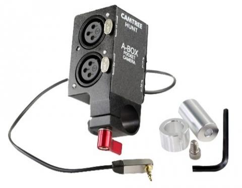 Proaim Camtree Hunt A-Box Blackmagic Pocket адаптер для камеры в комплекте