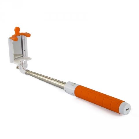 Rekam Беспроводной монопод для селфи SelfiPod S600M (оранжевый)