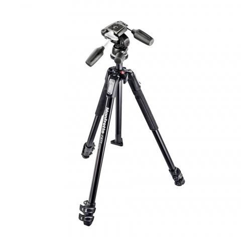 Manfrotto MK190X3-3W1 штатив и 3D-головка для фотокамеры
