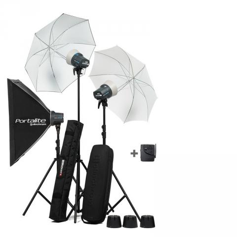 Elinchrom Dlite One RX 3 Heads Kit (20845.3) набор из трех моноблоков