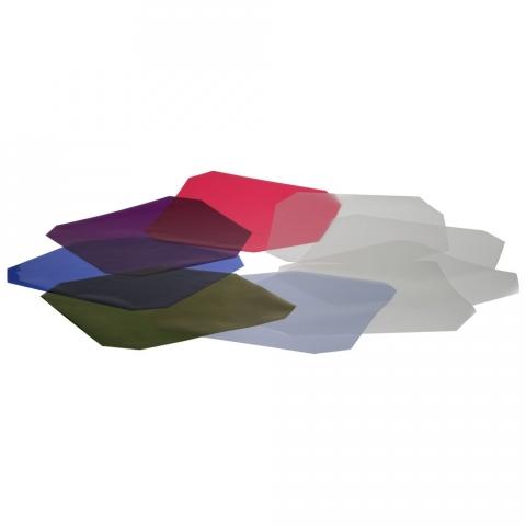 Hensel 9750 7-inch colour and diffusion filter set комплект фильтров